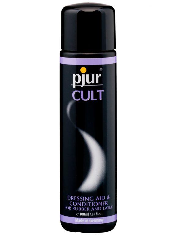 Pjur CULT - snadné oblékání gumy a latexu