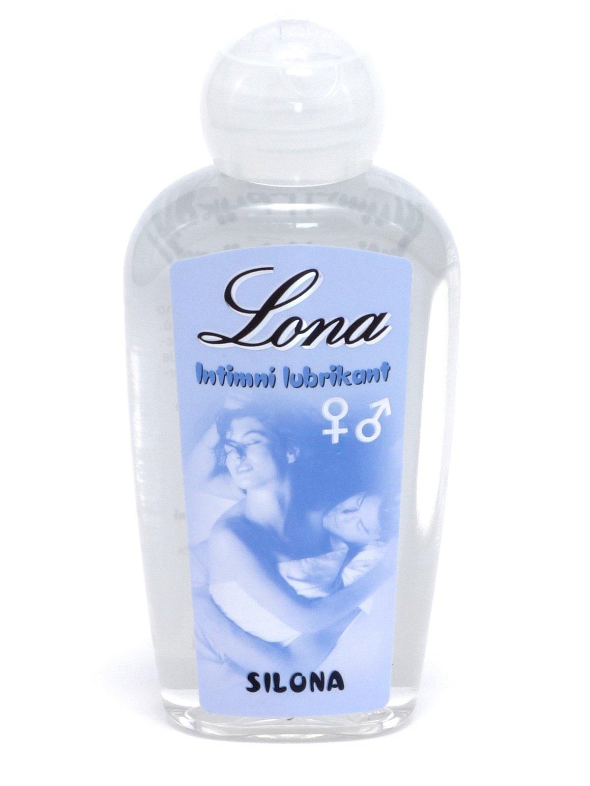 LONA lubrikační gel Silona (silikonový)