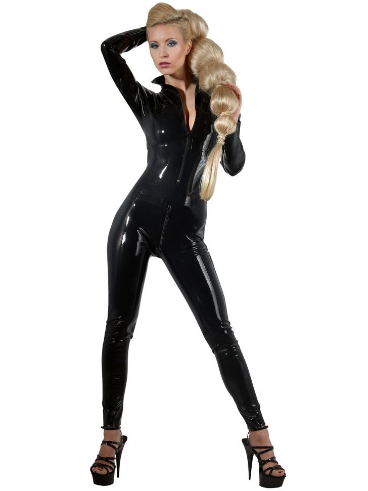 Latexový catsuit