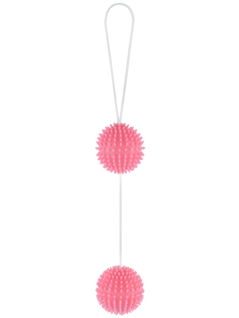 Venušiny kuličky Girly Giggle Balls s výstupky