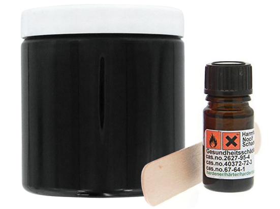Náhradní silikon do Cloneboy (černý)