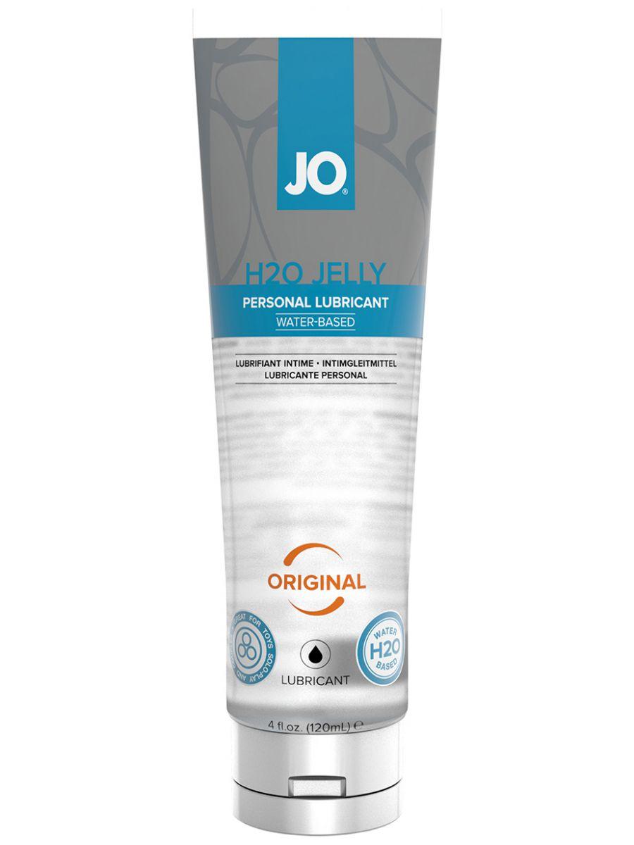 Gelový lubrikační gel System JO Premium H2O JELLY Original (vodní)