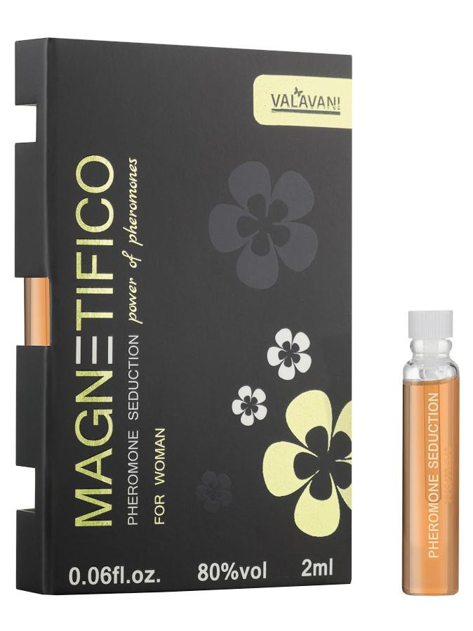 Parfém s feromony pro ženy MAGNETIFICO Seduction (VZOREK)