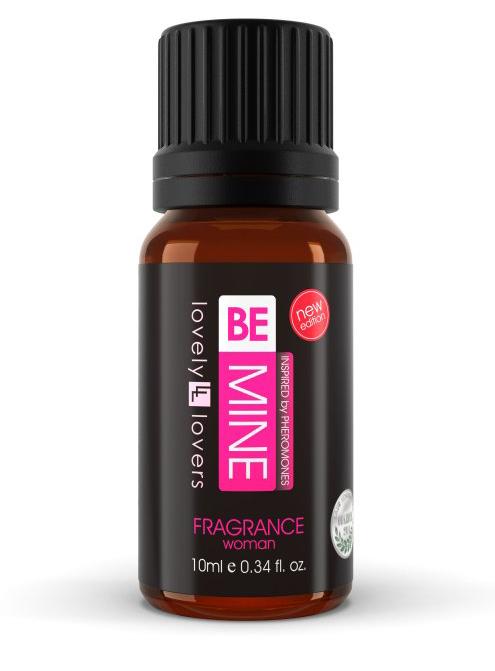 Parfém s feromony pro ženy BeMINE Fragrance, 10 ml