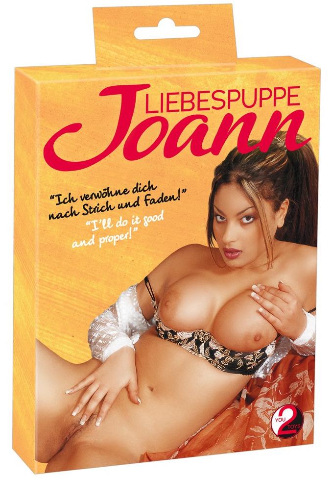 Nafukovací panna Joann