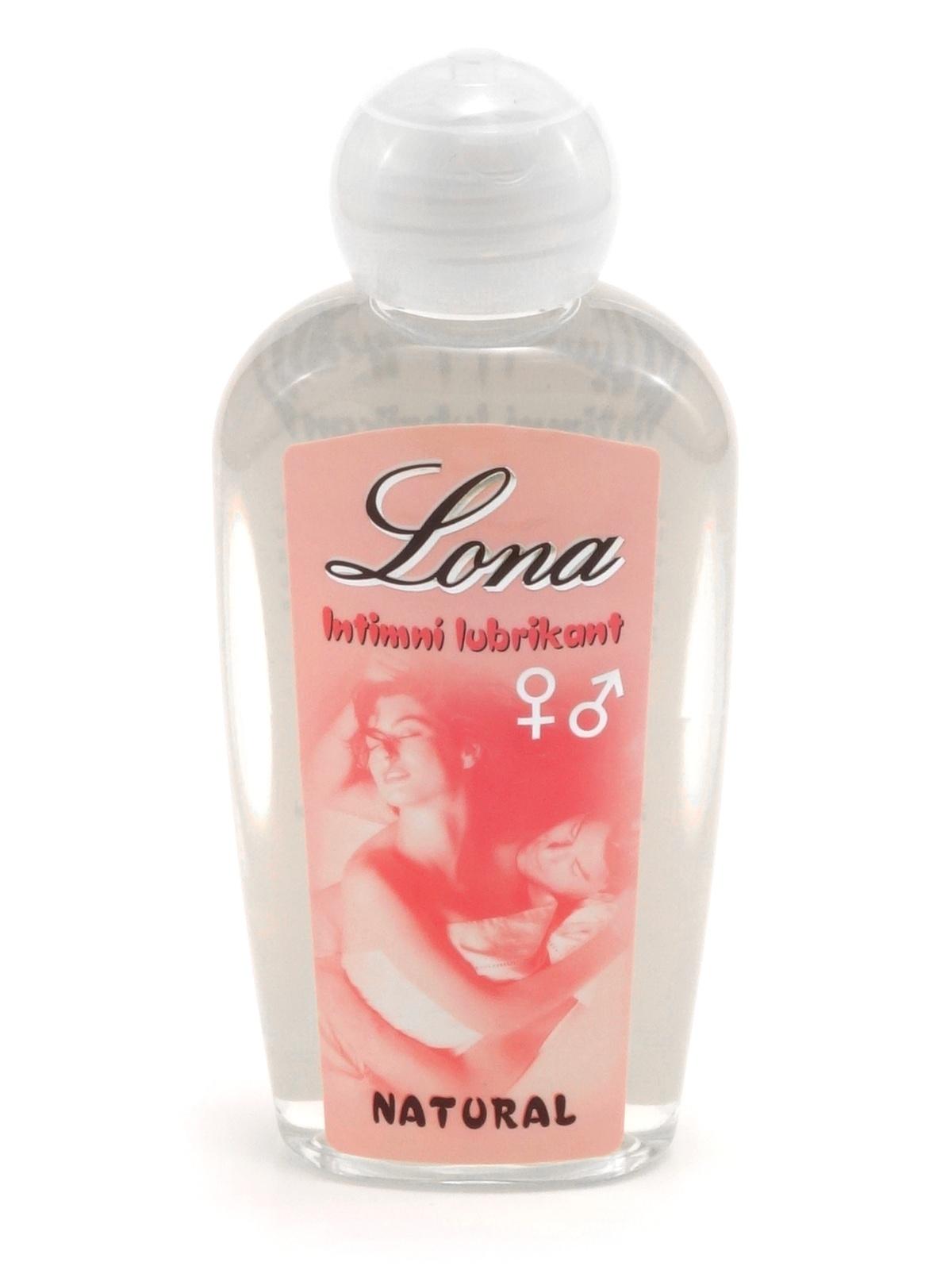 LONA lubrikační gel Natural (vodní)