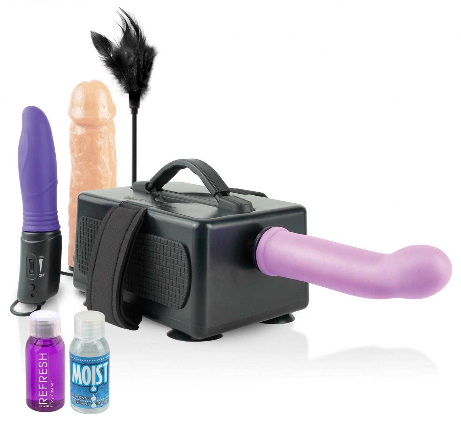 Šukací stroj Portable Sex Machine - Fetish Fantasy