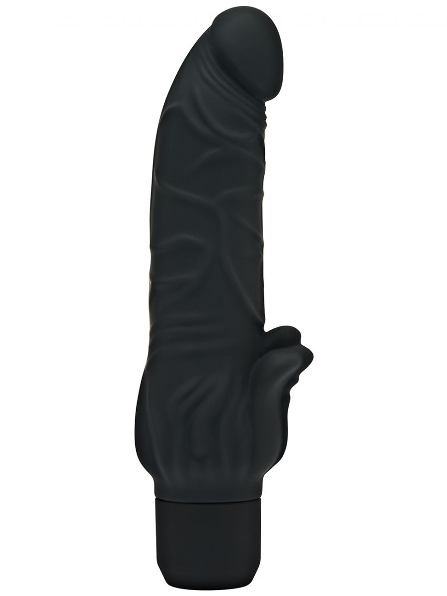 Vibrátor Classic Stim Get Real (černý)