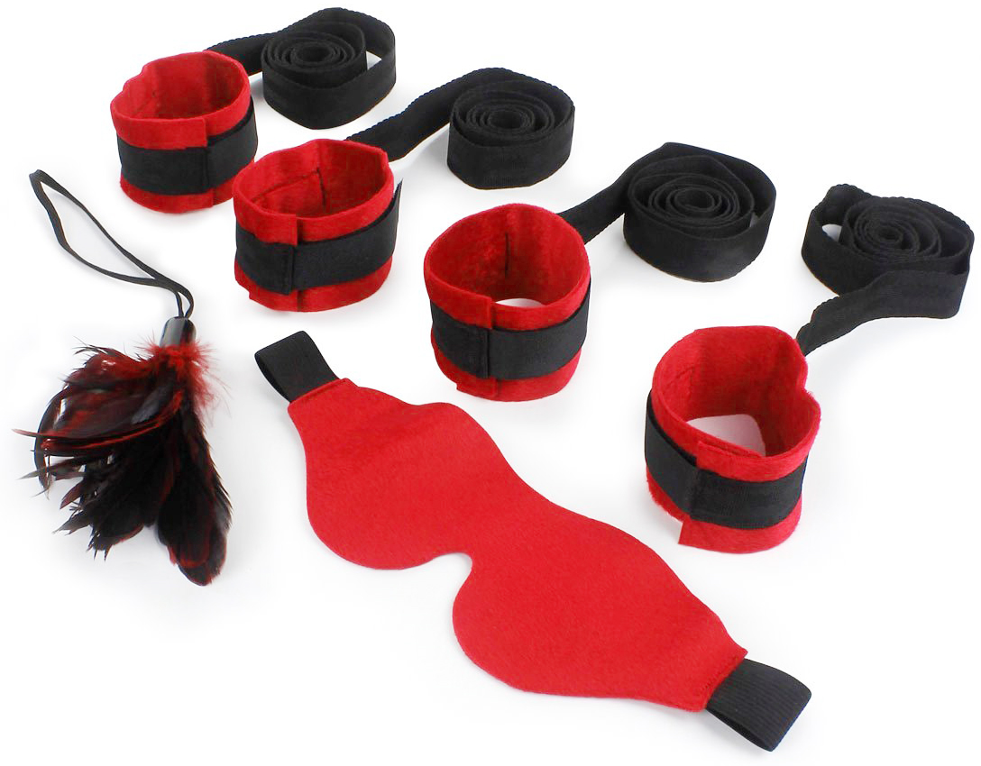 Bondage sada Sexy Slave Kit (Sportsheets)