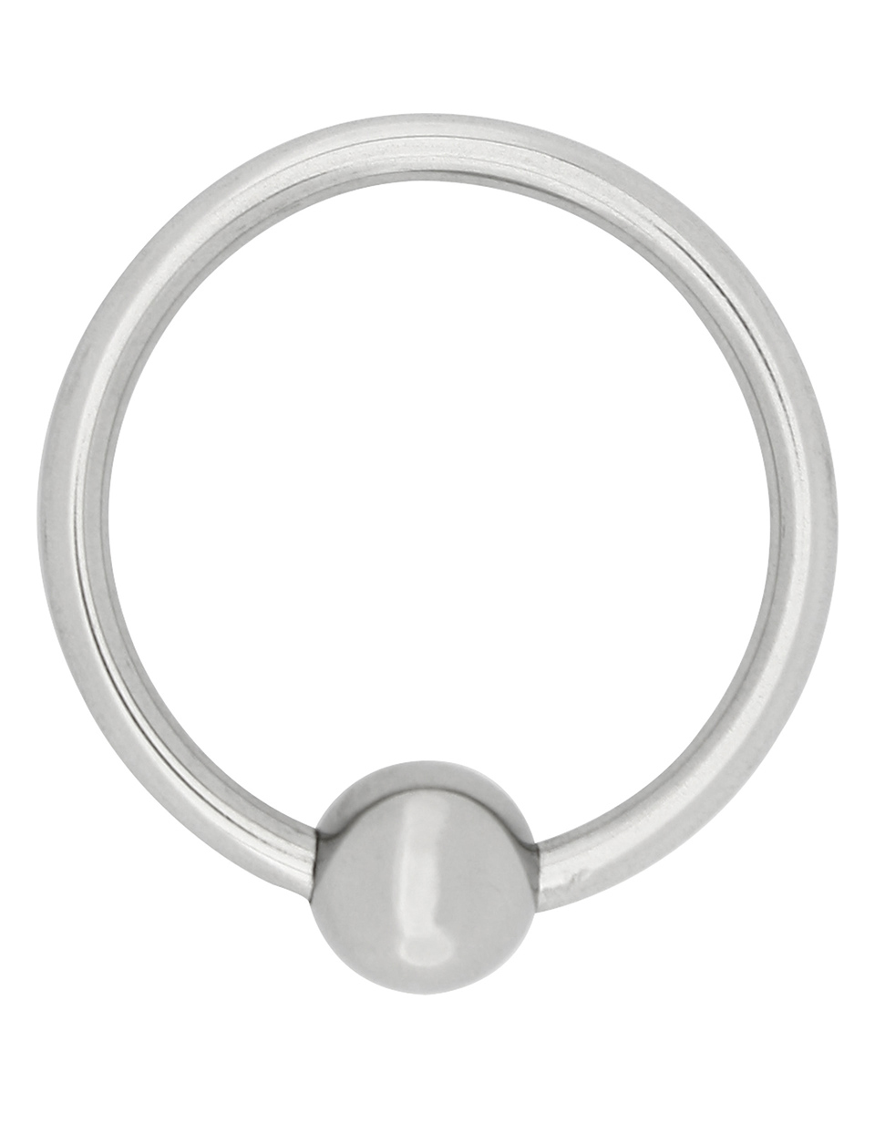 Erekční kroužek s dráždící kuličkou