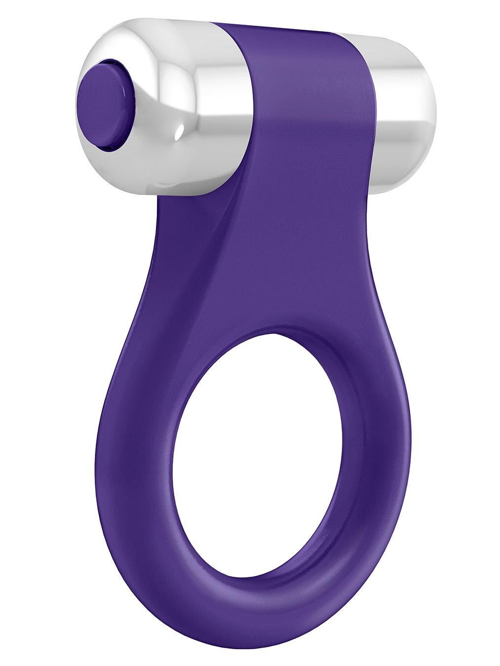 OVO B1 kroužek fialový